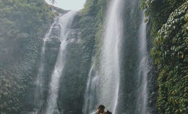 debtfreeclimb honeymoon bali